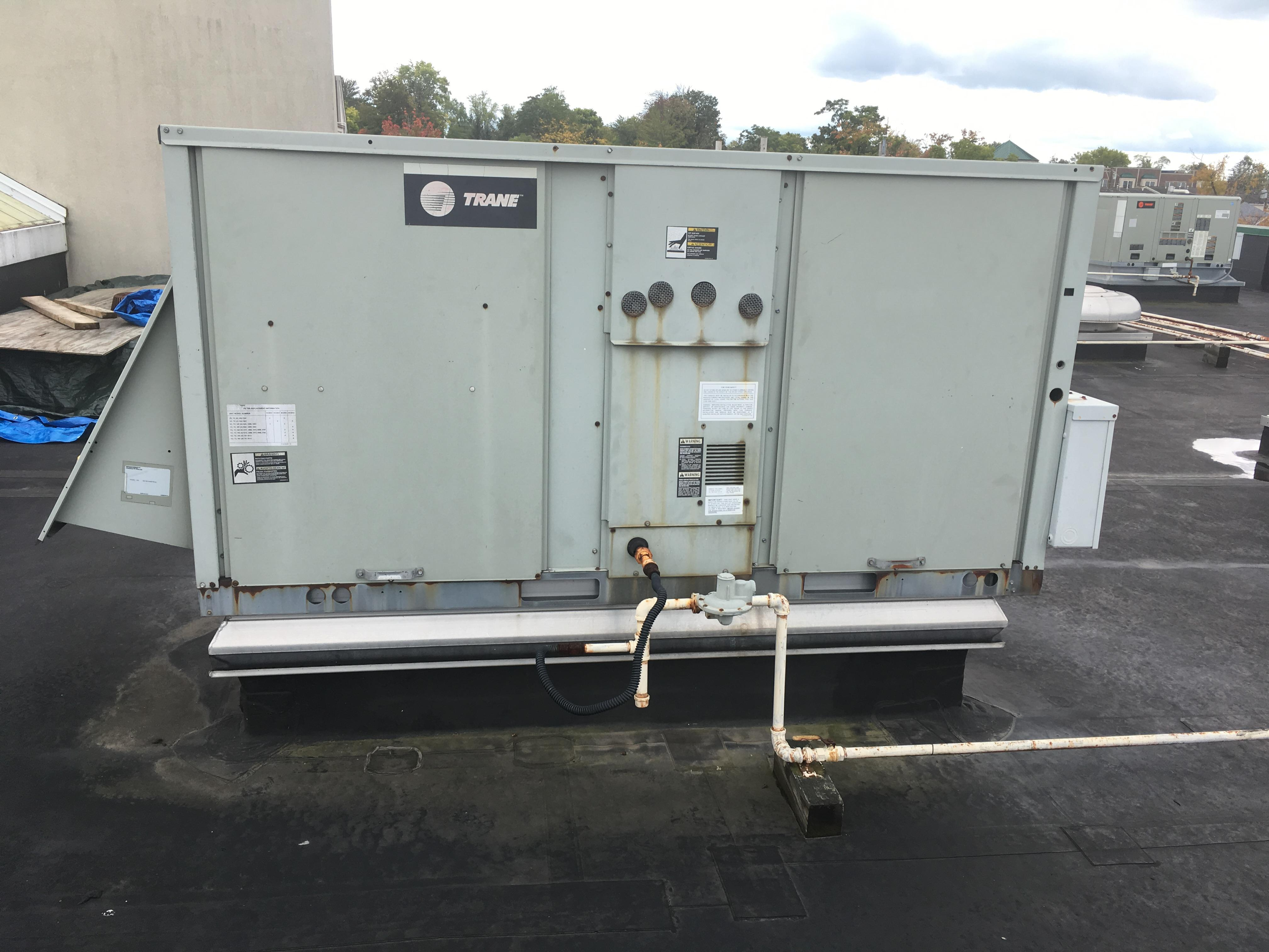 trane commercial hvac